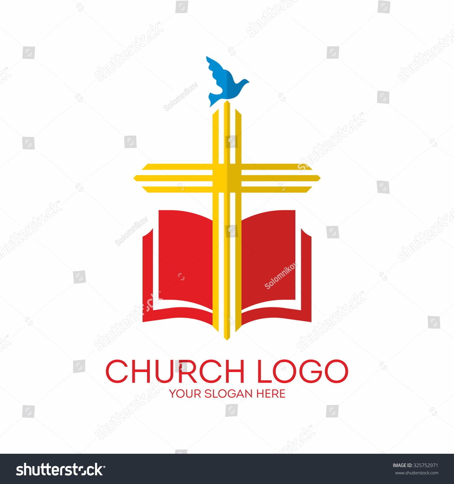 Church logo cross bible dove stock vector 325752971 shutterstock church logo cross bible dove thecheapjerseys Gallery