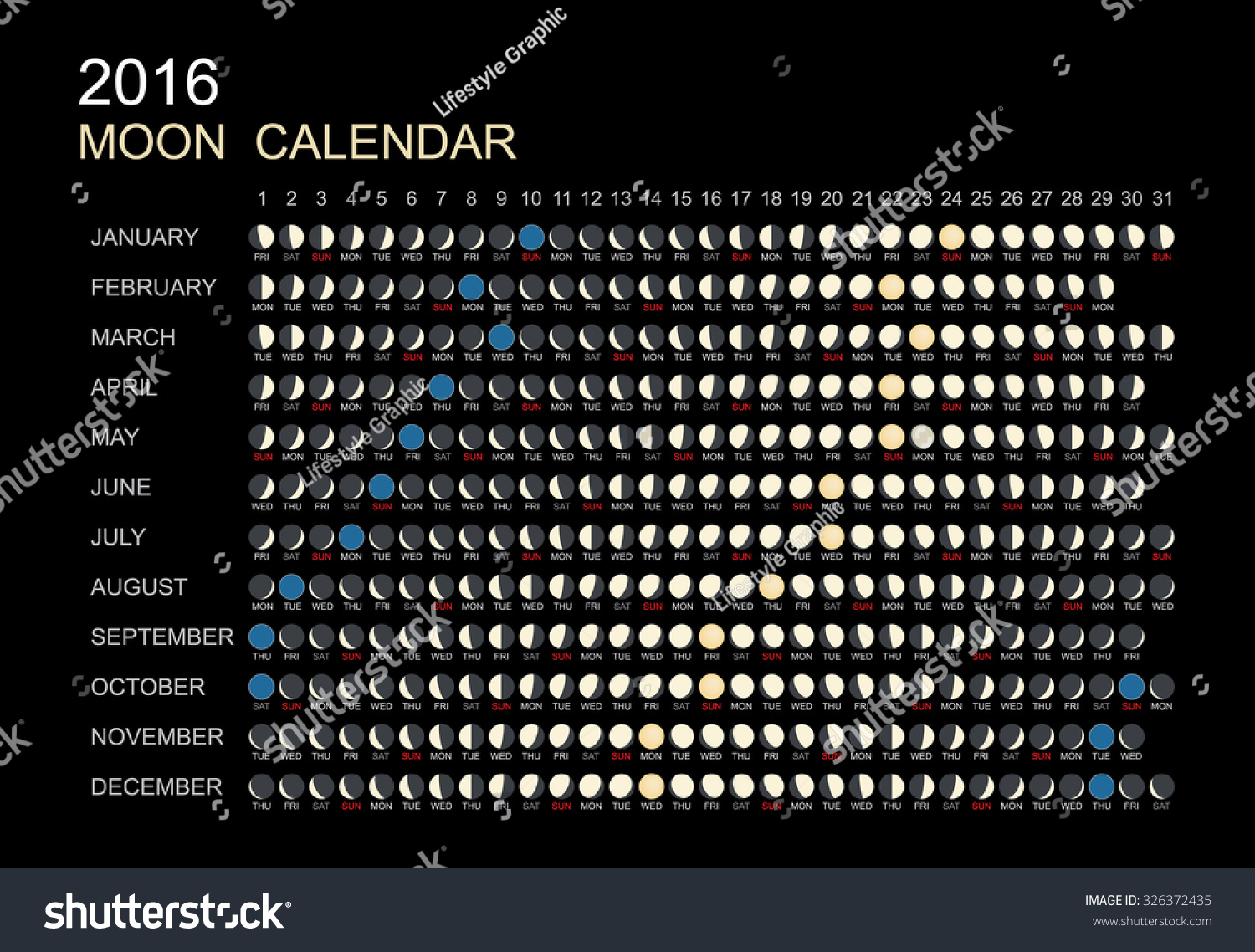 Gregorian-Lunar Calendar Conversion Table