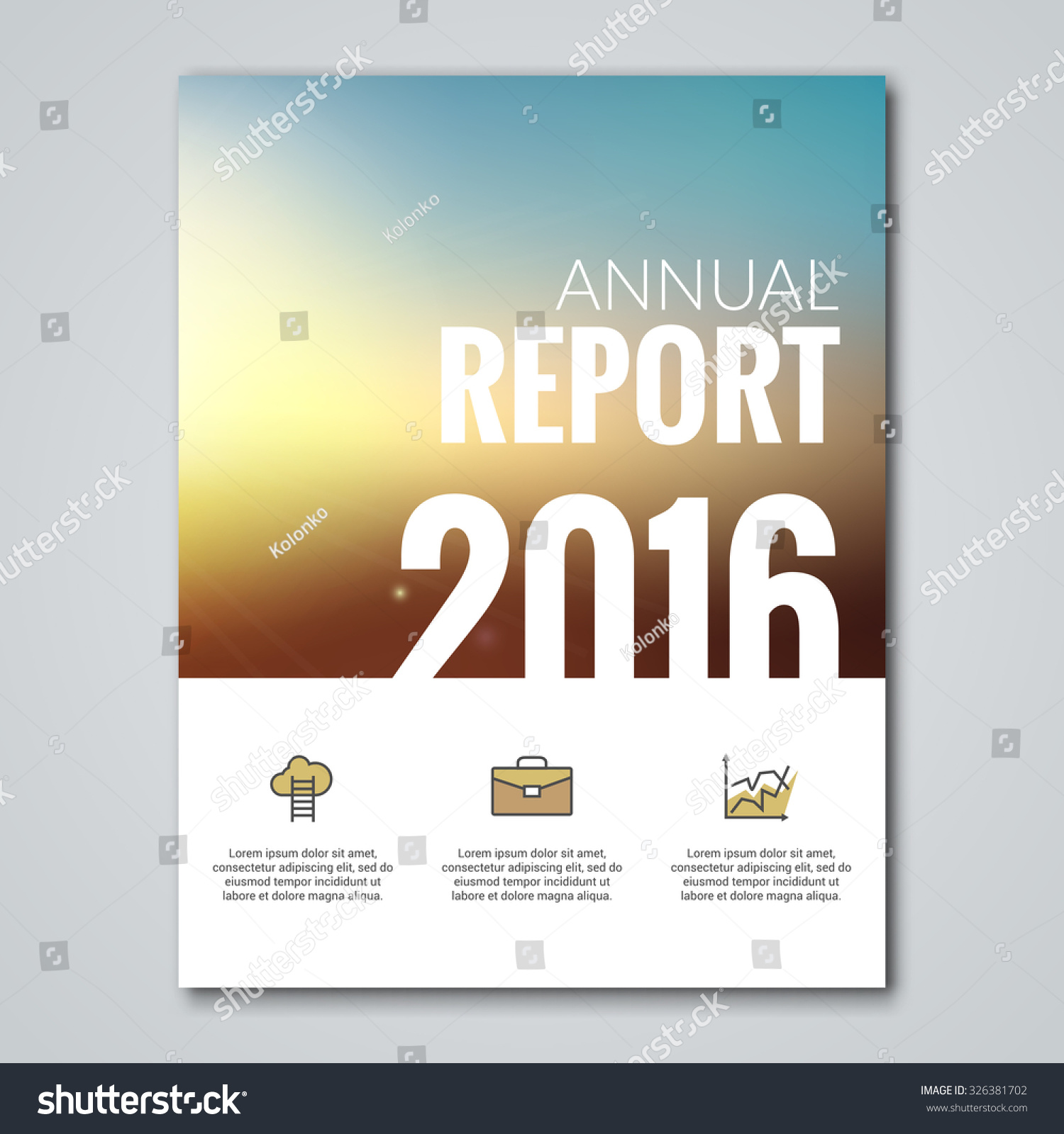 business annual report book cover brochure stock vector  business annual report book cover brochure flyer poster 2016 typography design on abstract background