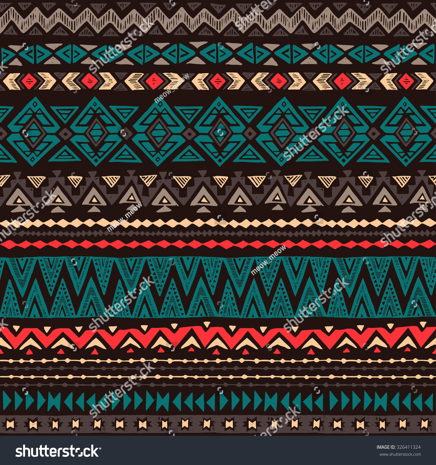southwestern aztec wallpaper - photo #41