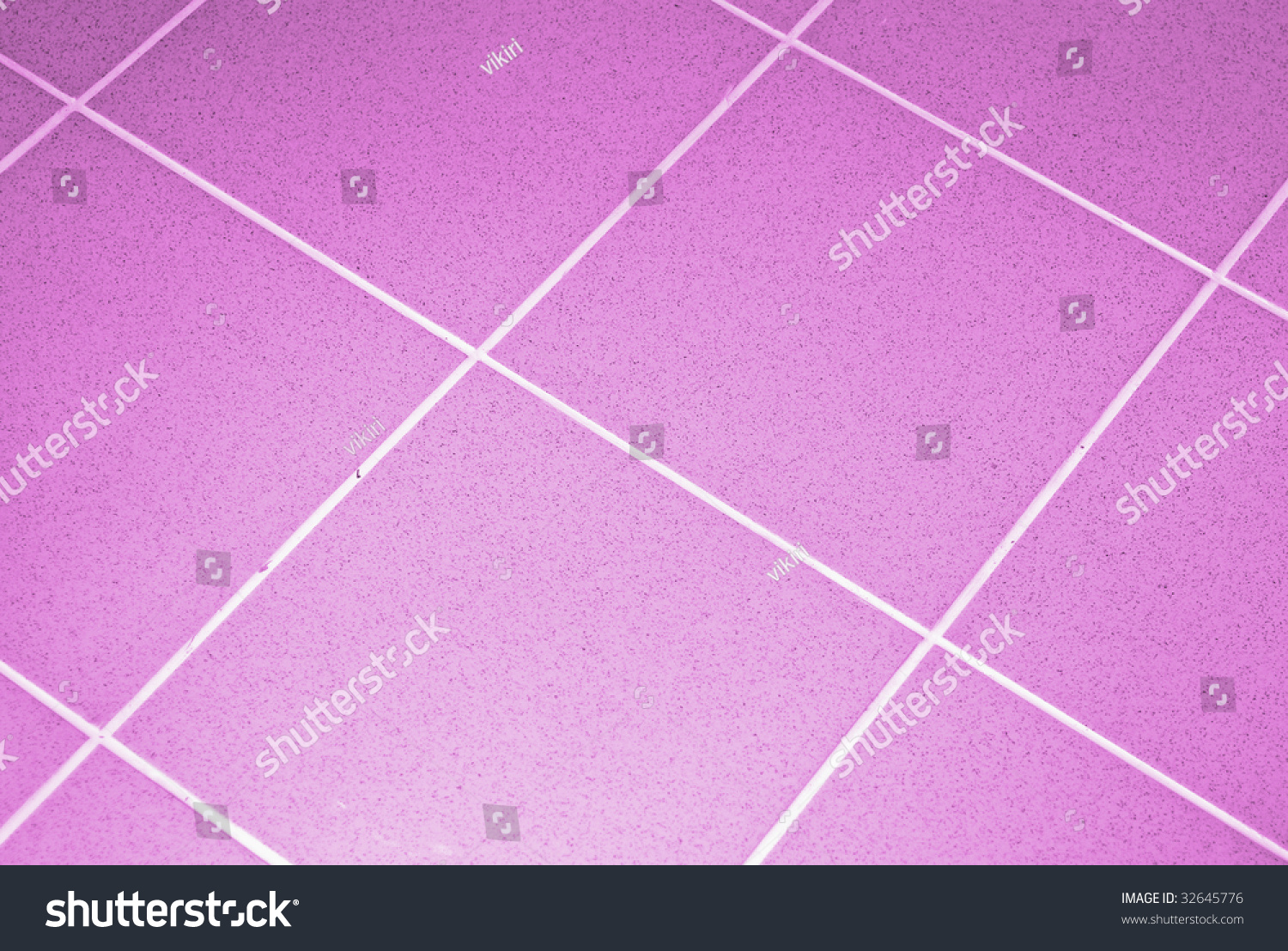 Ceramic tile floor pink color shallow stock photo 32645776 ceramic tile floor pink color shallow dof doublecrazyfo Images