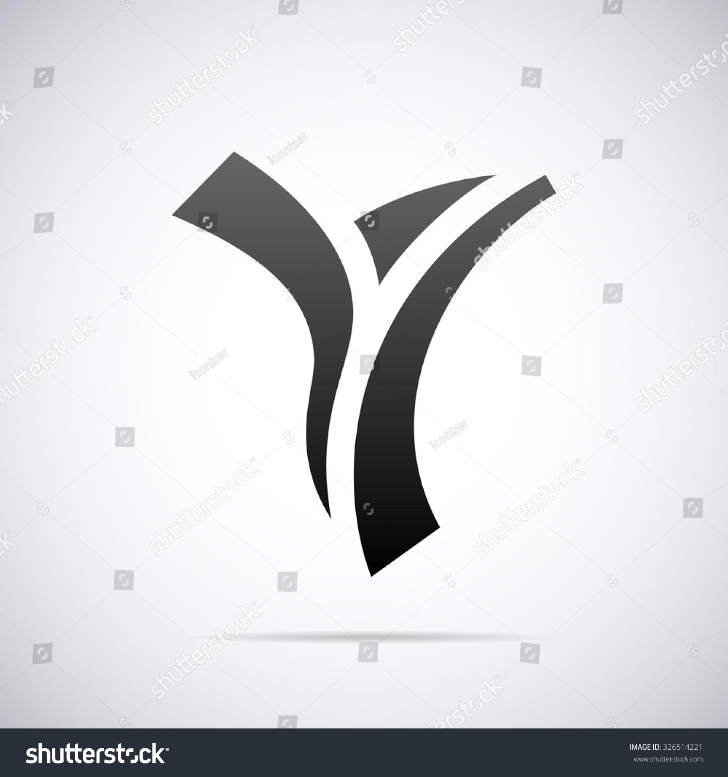 Letter y logo design Photos Graphics Fonts Themes