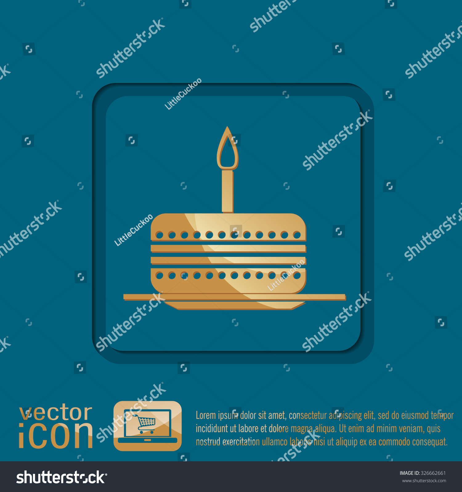 Birthday Cake Symbol For Twitter Image Inspiration of Cake and