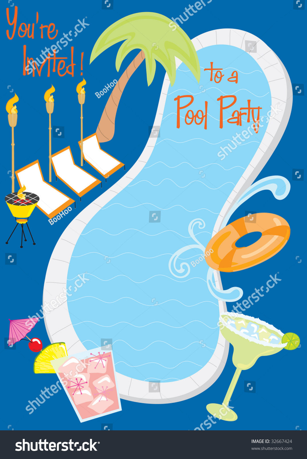 Party Invitations Message was best invitation layout