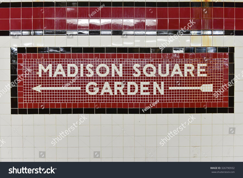 New York City October 7 2015 Stock Photo 326790932 Shutterstock