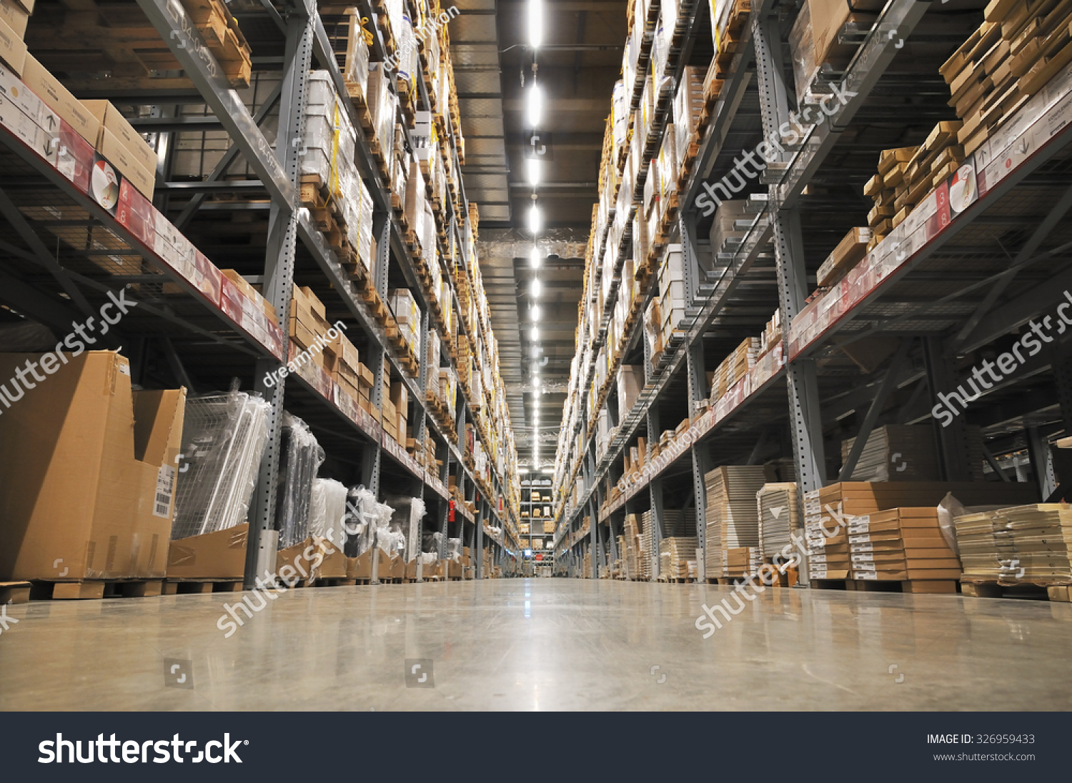 largescale warehouse japan stock photo 326959433 shutterstock