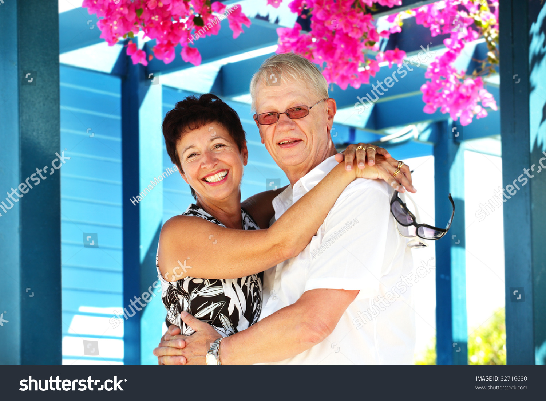 Greek mature couple