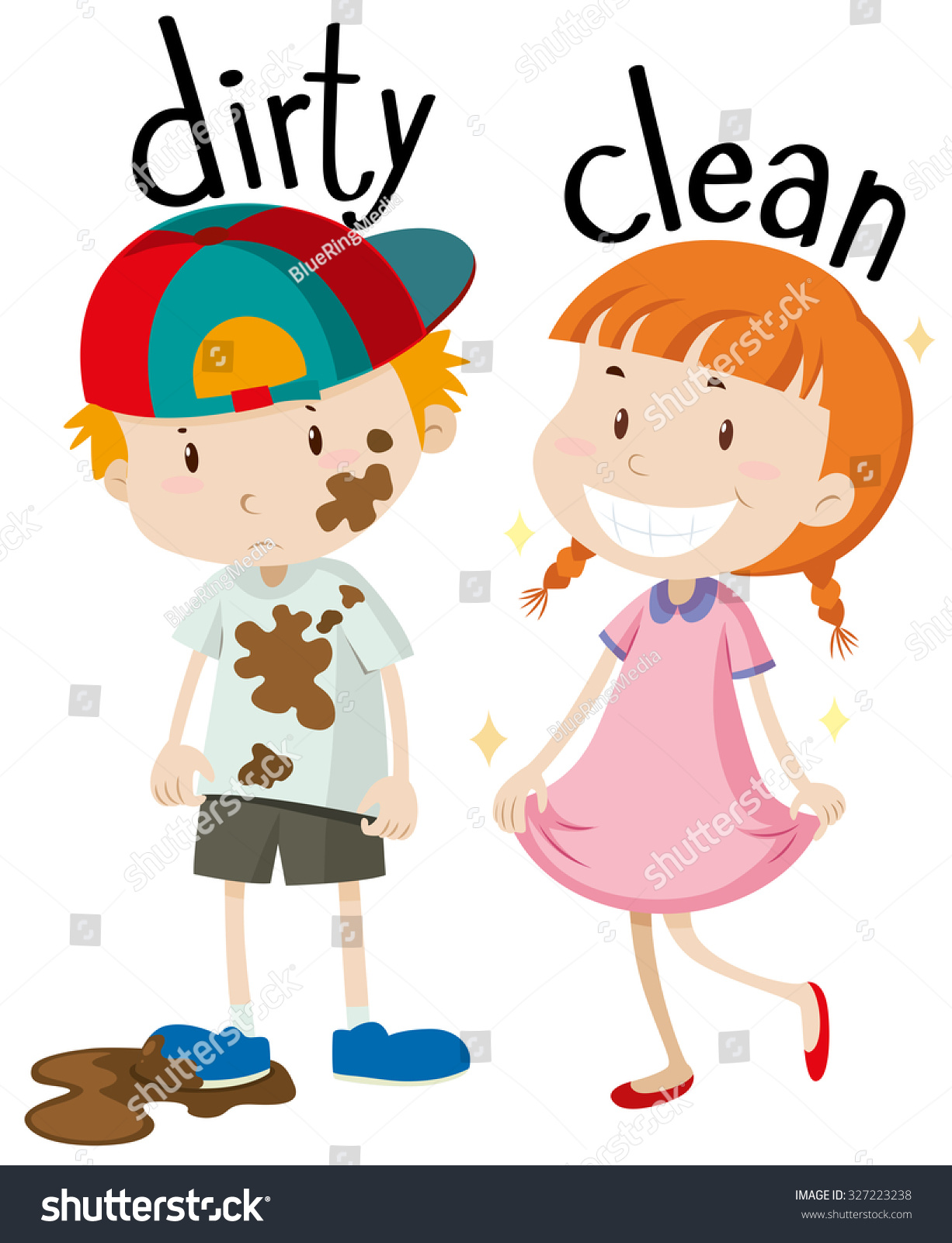 clip art illustrations cleaning - photo #40