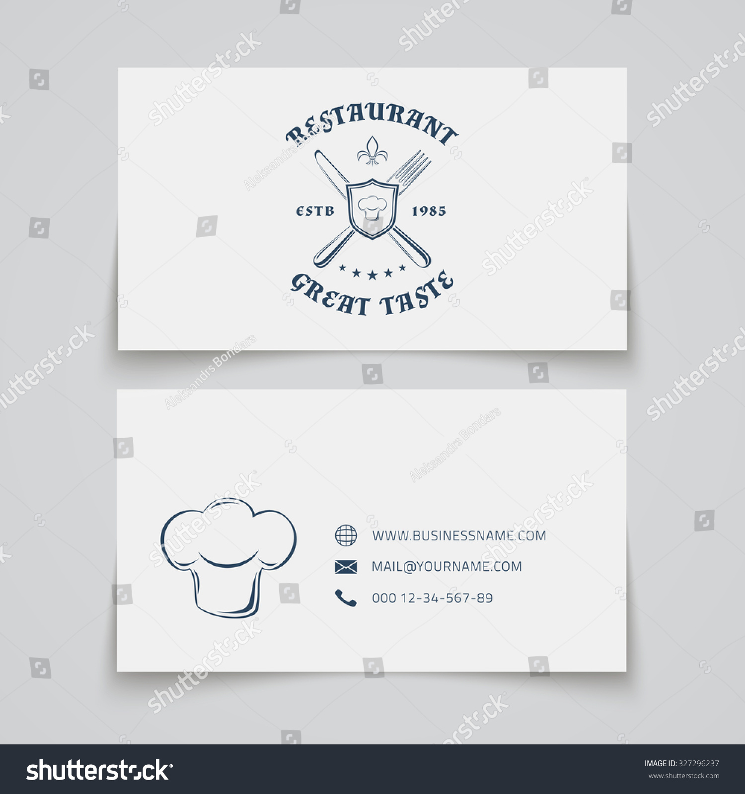 Business cards cafe and restaurant vector set 3 gallery card business cards cafe and restaurant vector set 3 gallery card business cards cafe and restaurant vector reheart Image collections