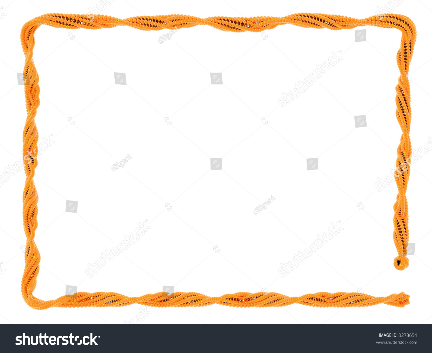 Abstract Border Abstract Background 3d Render Stock