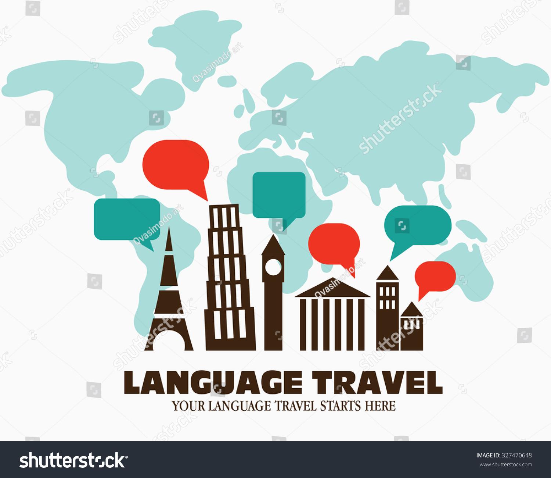 World landmarks over world map logo vectores en stock 327470648 world landmarks over world map logo vectores en stock 327470648 shutterstock gumiabroncs Gallery