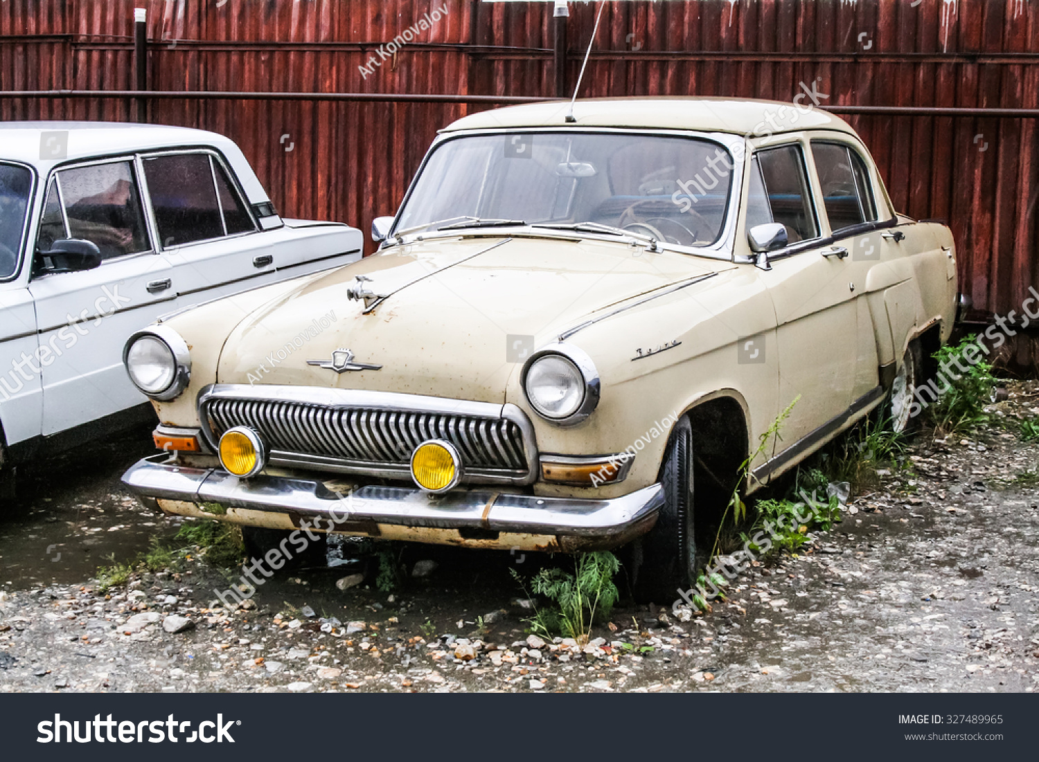 MIASS RUSSIA JUNE 28 2008 Old Stock Photo (Royalty Free) 327489965 ...