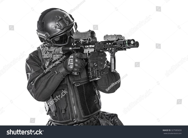 Tactical Jacket SWAT GUN PERSONALIZED FREE