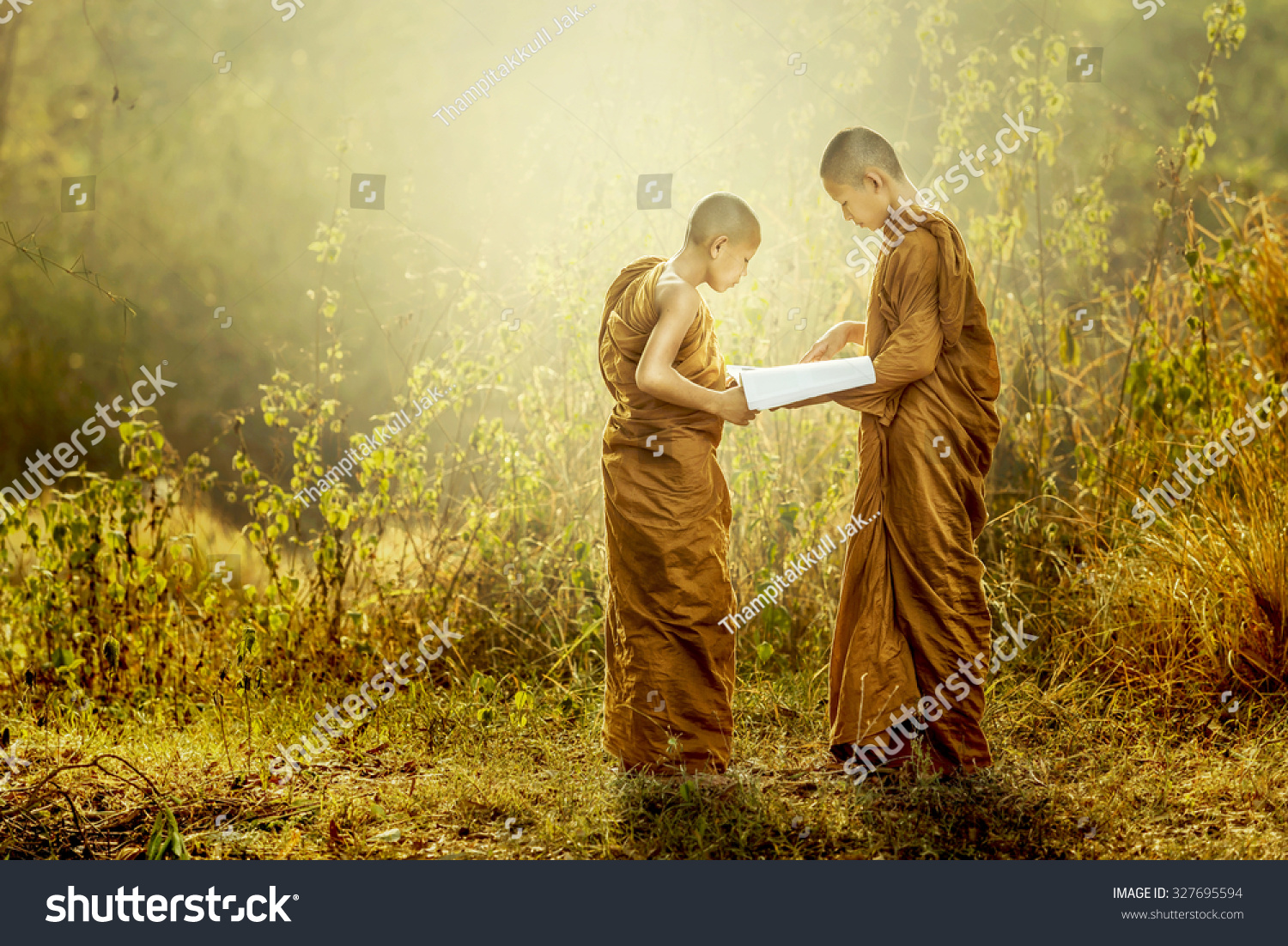 how to become a buddhist missionary