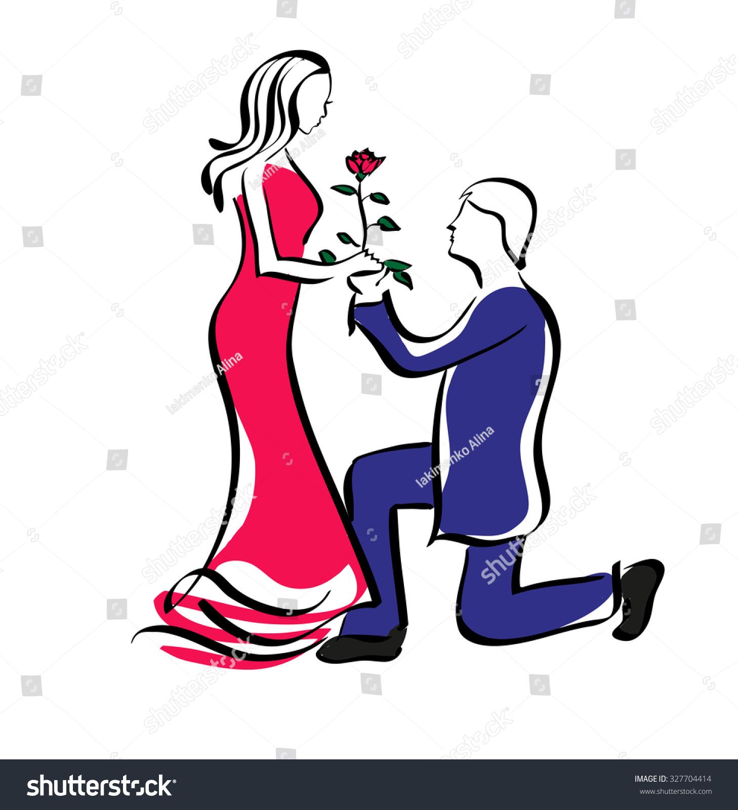 Dating sketch