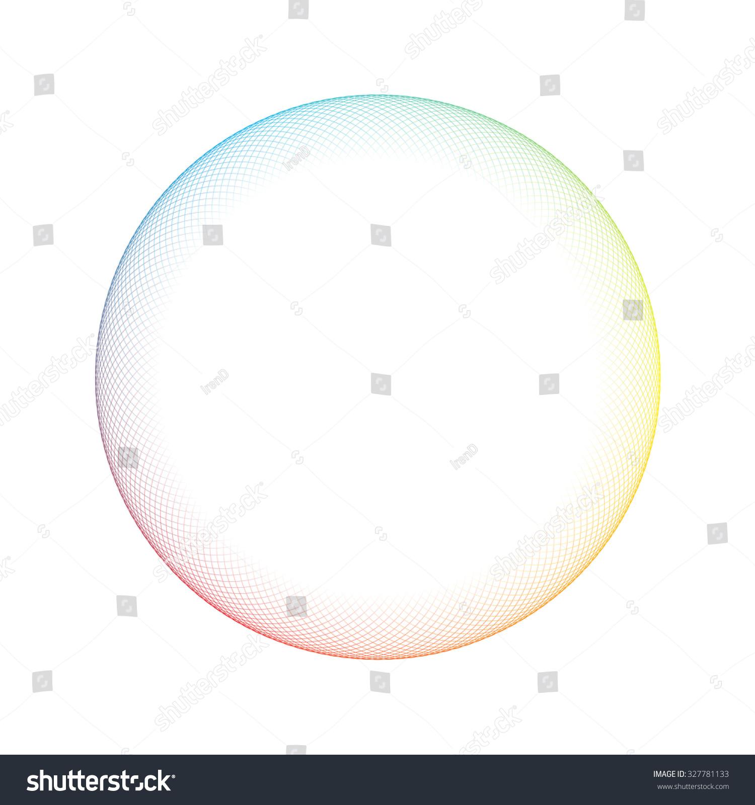 abstract design circle sector - photo #36