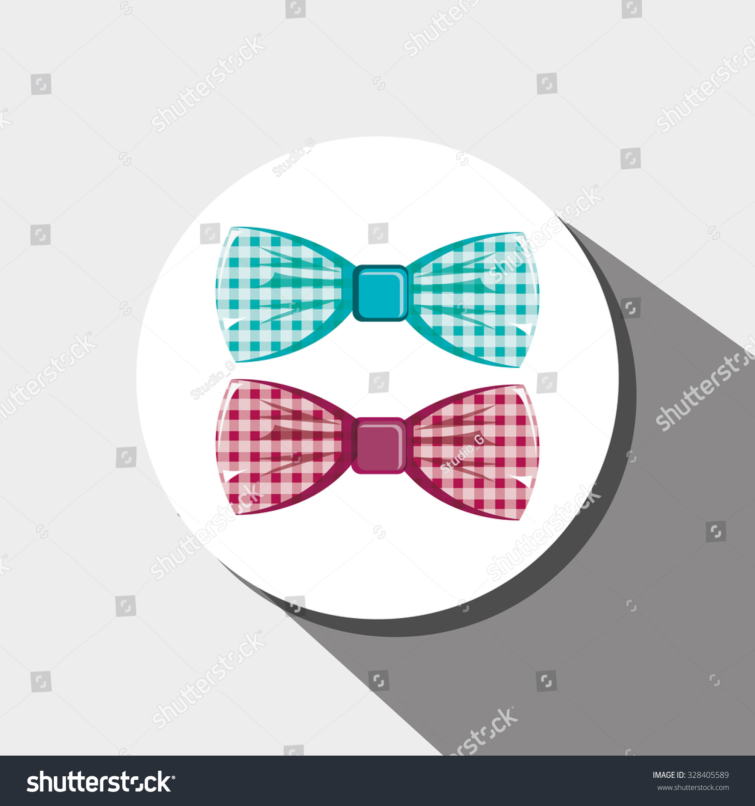 Hipster Fashion Lifestyle Design Vector Illustration Stock