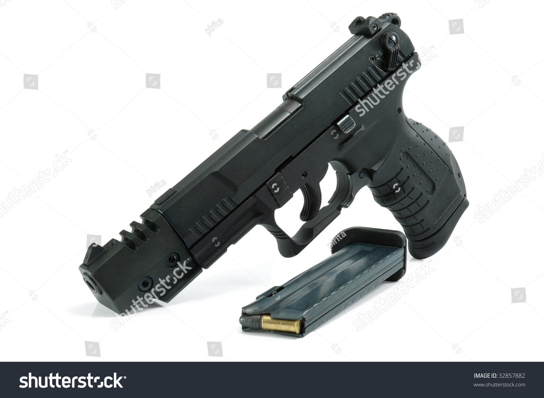 blackguns black guns bullets - photo #9