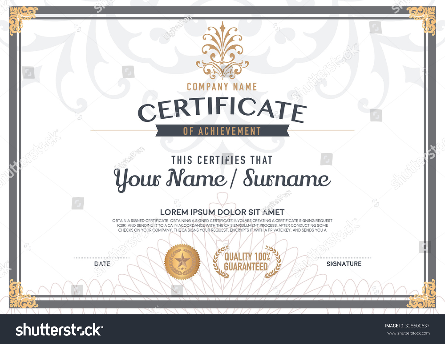 100 stock certificate templates graduation certificate stock certificate templates vector company certificate templates payroll analyst cover letter yadclub Gallery