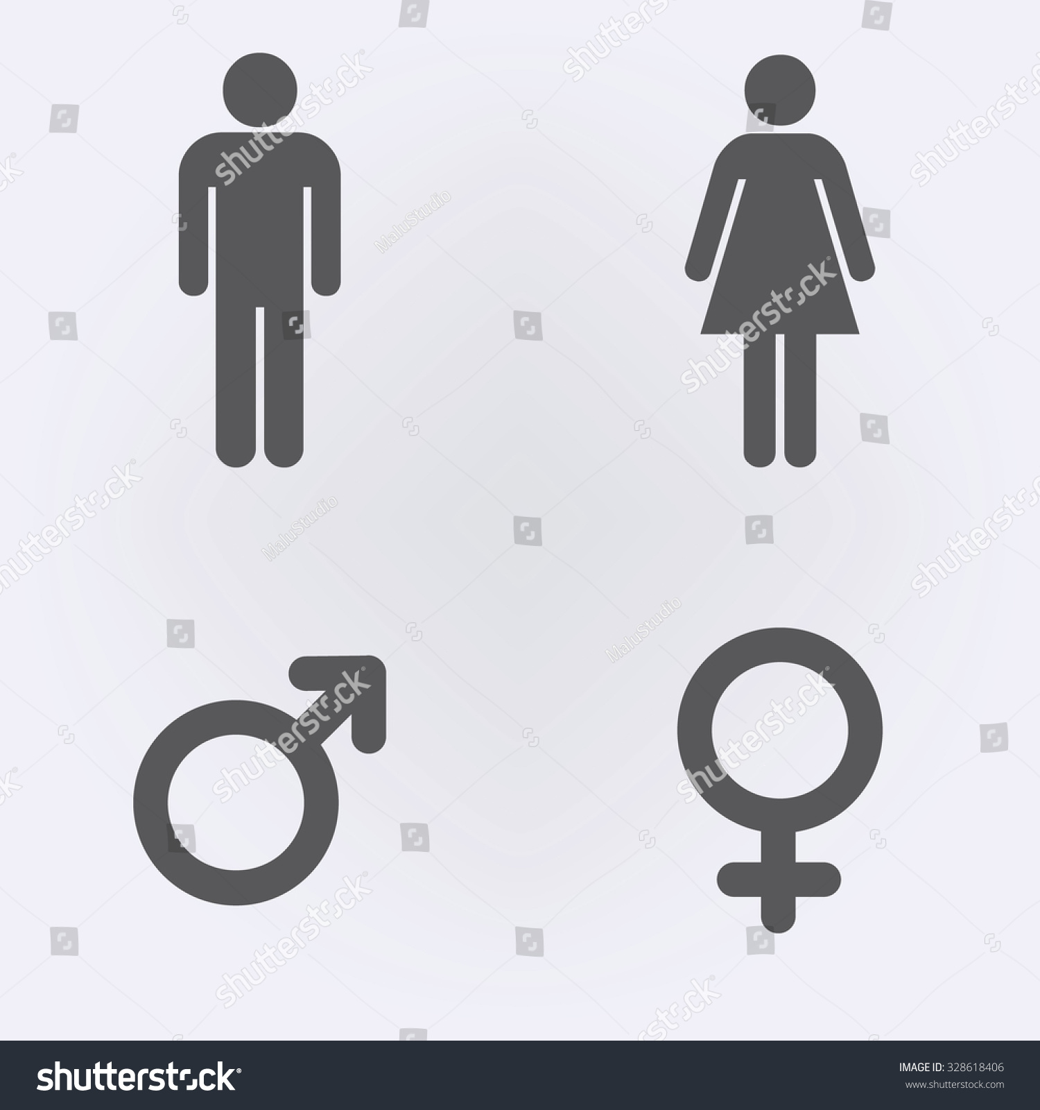 Man lady toilet sign male female stock vector 328618406 shutterstock a man and a lady toilet sign and male and female symbols people icon set biocorpaavc Choice Image