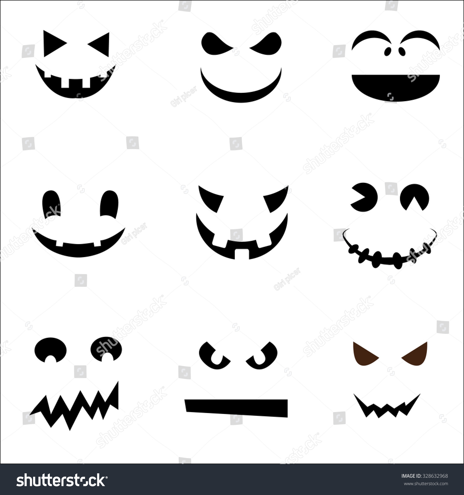Free Printable Face Painting Stencils For Kids