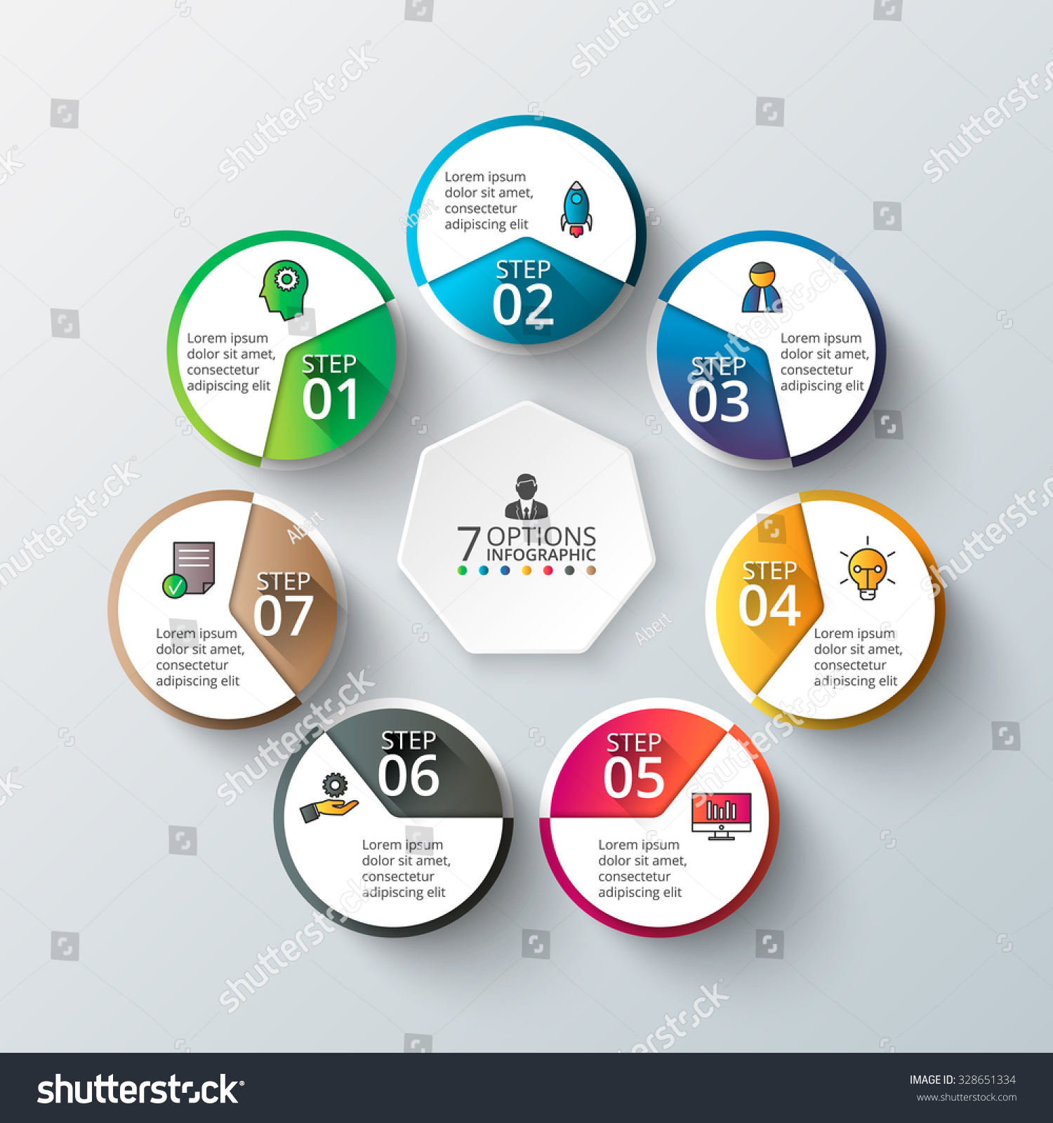 3d cycle diagram basic guide wiring diagram vector circle infographic template cycle diagram stock vector hd rh shutterstock com menstrual cycle diagram 3d cycle diagram powerpoint ccuart Gallery