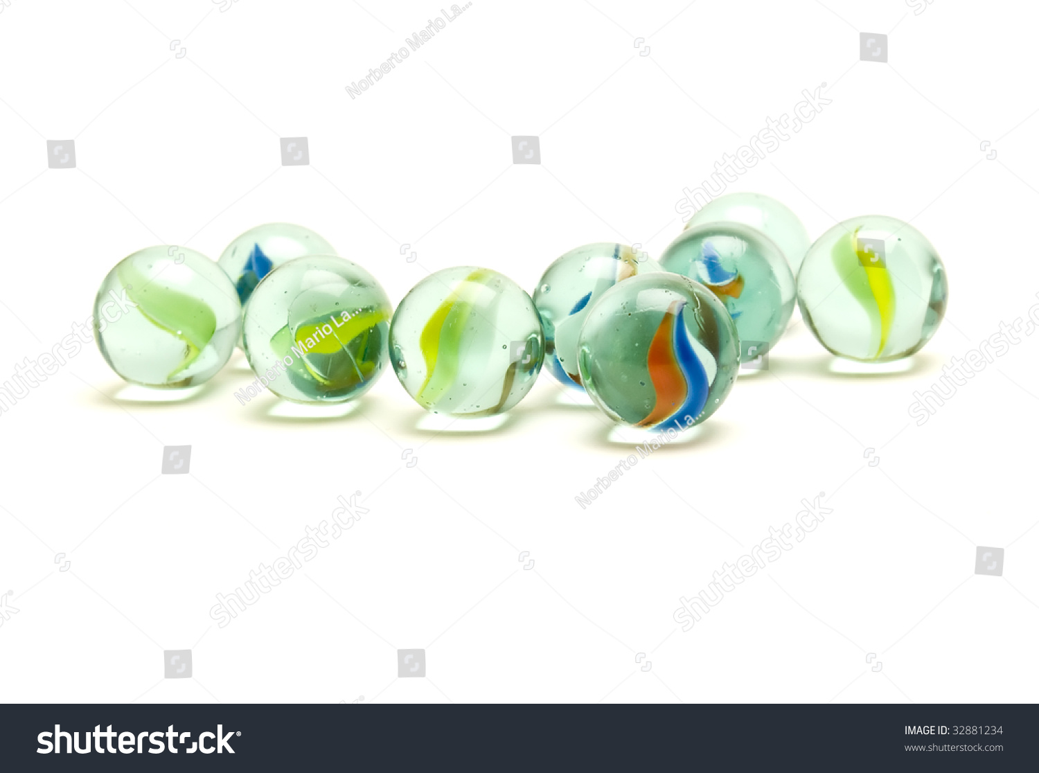 glass marbles #32881234