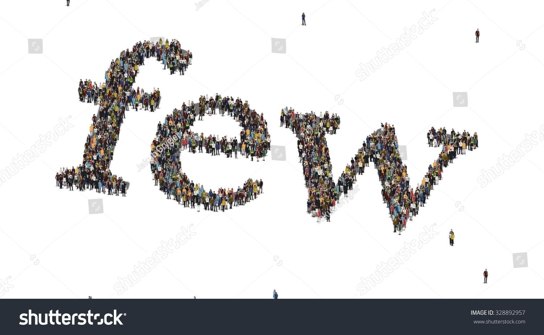 few word crowd above stock illustration 328892957 shutterstock