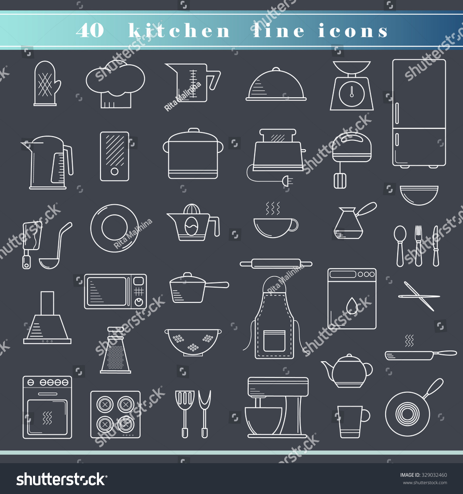 Restaurant Kitchen Accessories set household appliances kitchen restaurant accessories stock