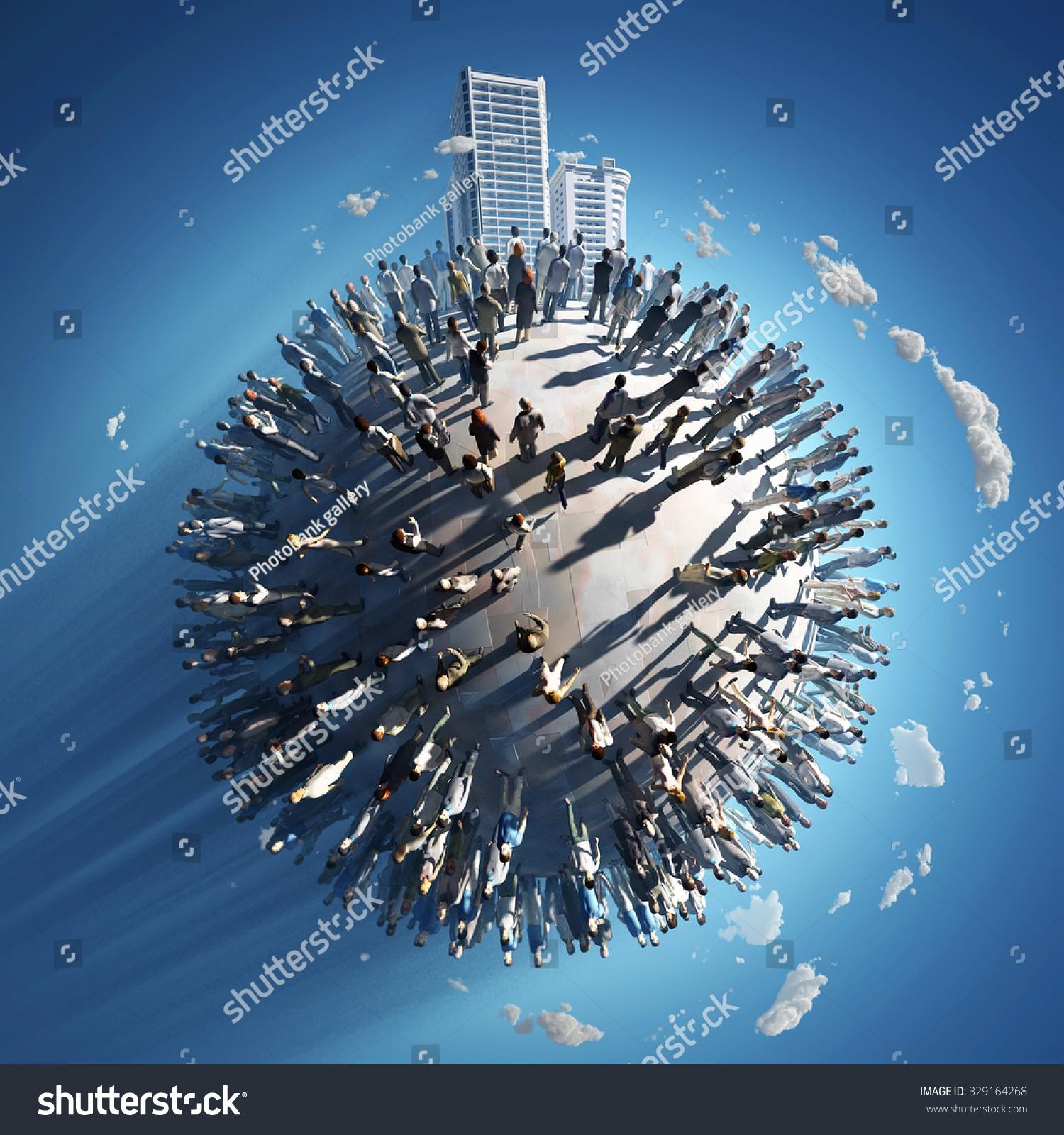 population small planet stock illustration 329164268 shutterstock