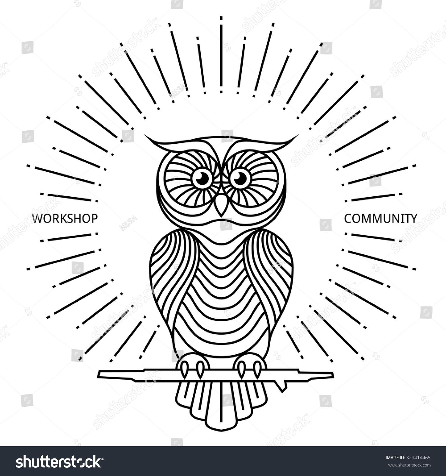 Opinion you vintage owl art