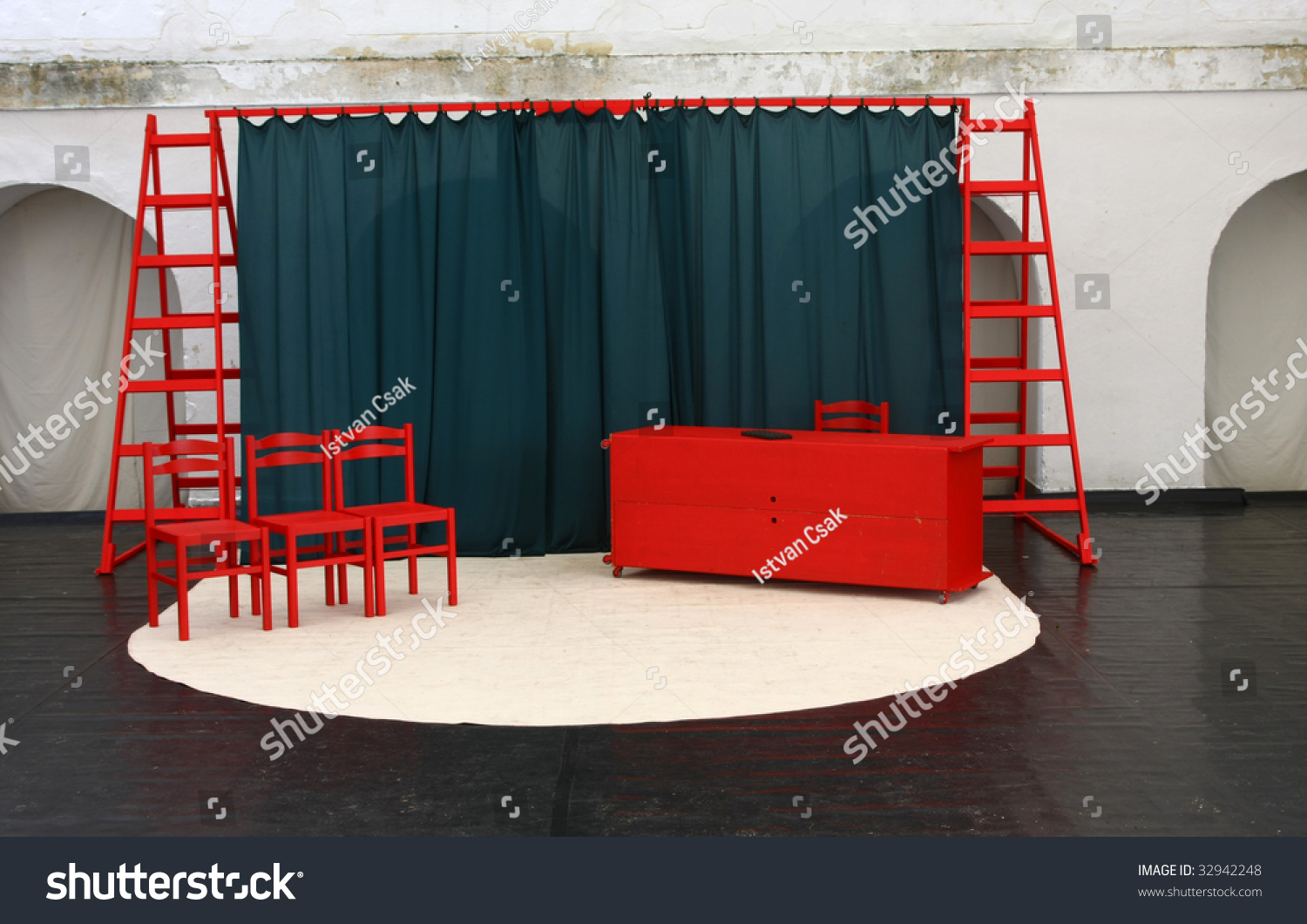 Interstage Staging Hire - Stage Hire Company in Camden, London (UK)