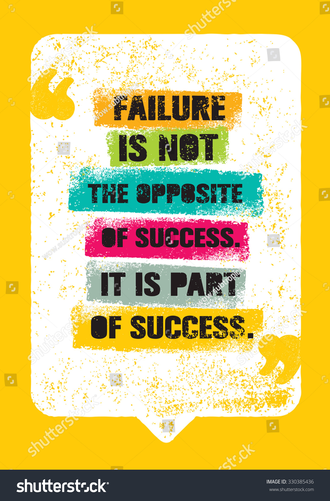 Opposite of greeting images greetings card design simple failure not opposite success part success stock photo photo vector m4hsunfo