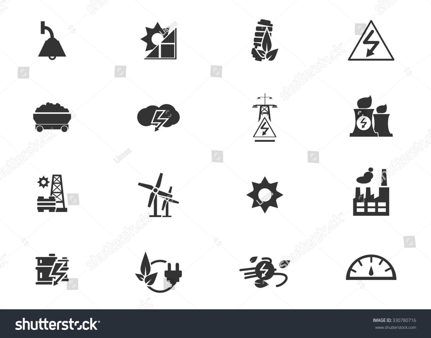 Energy power symbol web icons stock vector 330780716 shutterstock energy and power symbol for web icons biocorpaavc Gallery