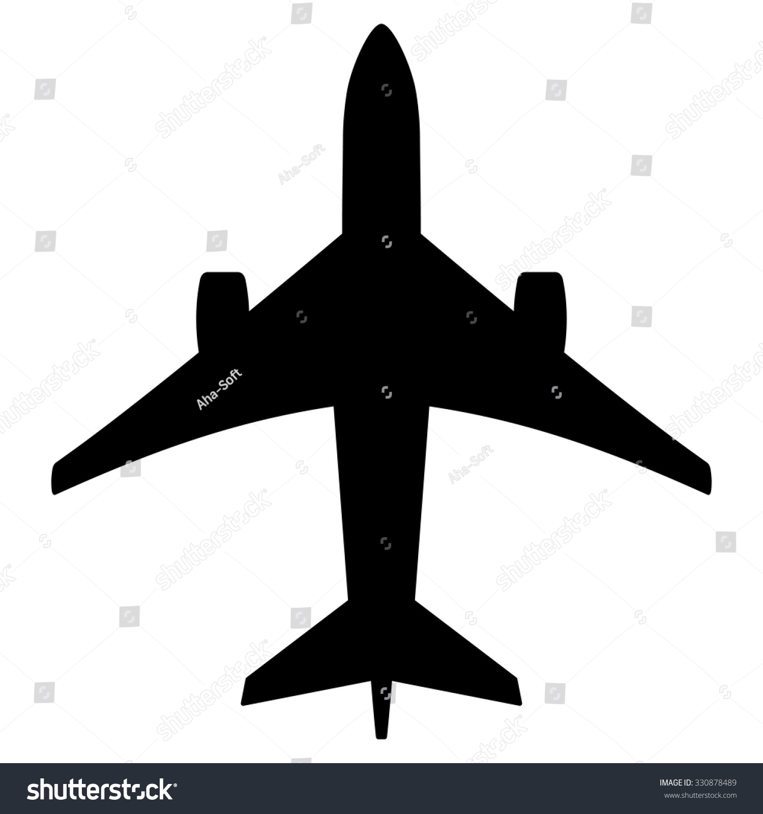 jet plane vector icon style flat stock vector hd royalty free rh shutterstock com plane vector form plane vector equation