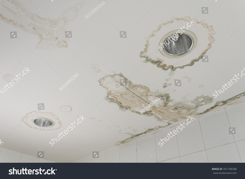 Salt Lamp Keeps Leaking Water : Water Leaking Ceiling Make Damaged Lamp Stock Photo 331146338 - Shutterstock