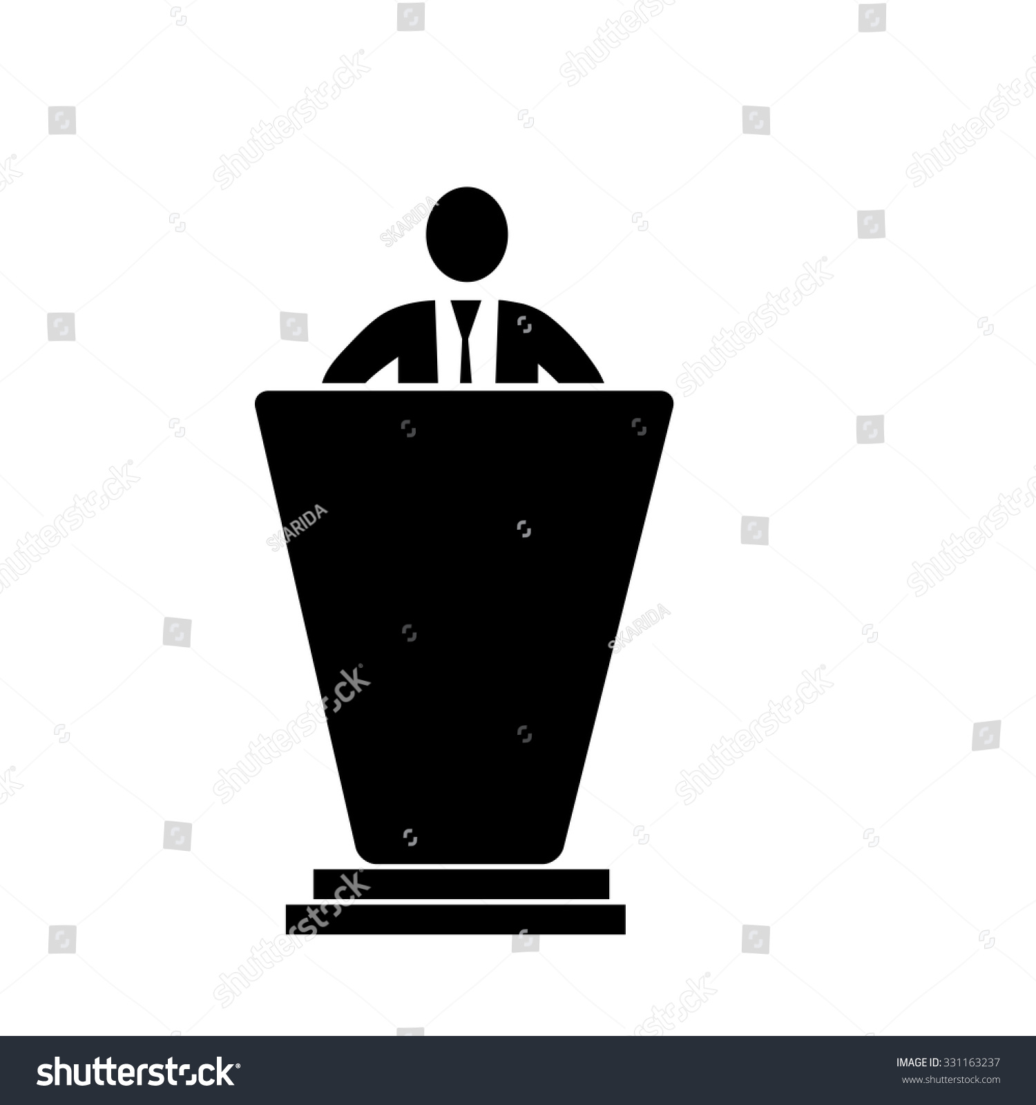 how to start a presentation speech in conference