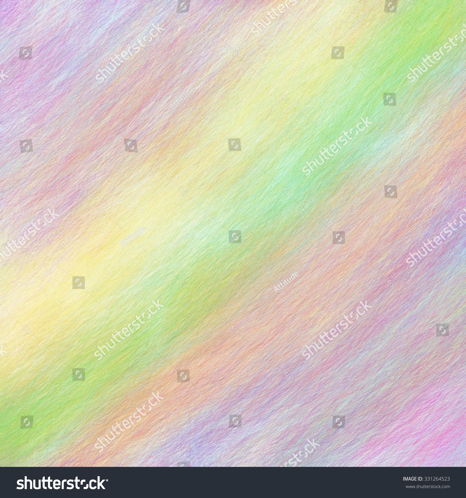 Pale Colors Yellow Green Purple Pink Stock Illustration 331264523 ...
