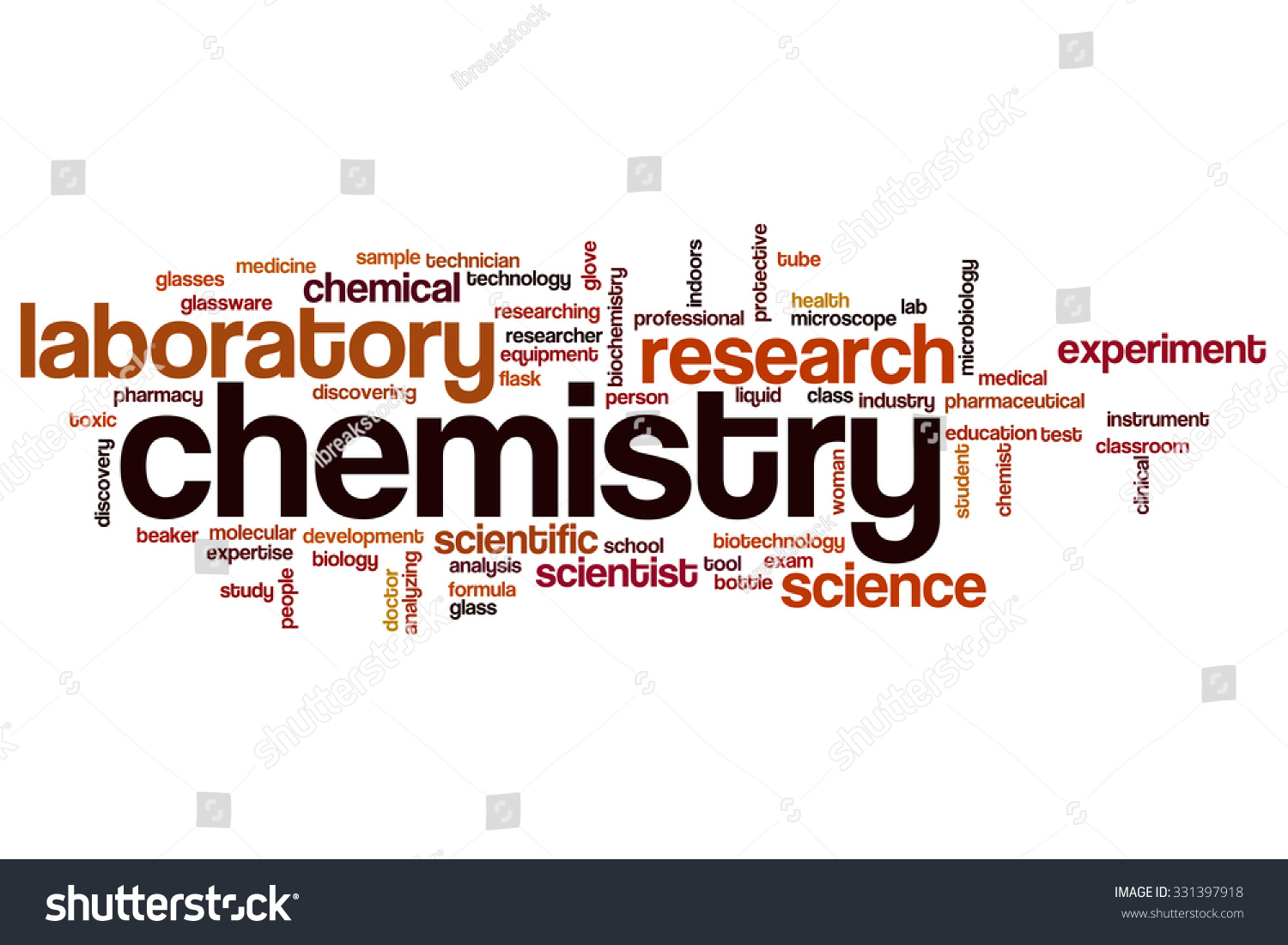 The Word Chemistry