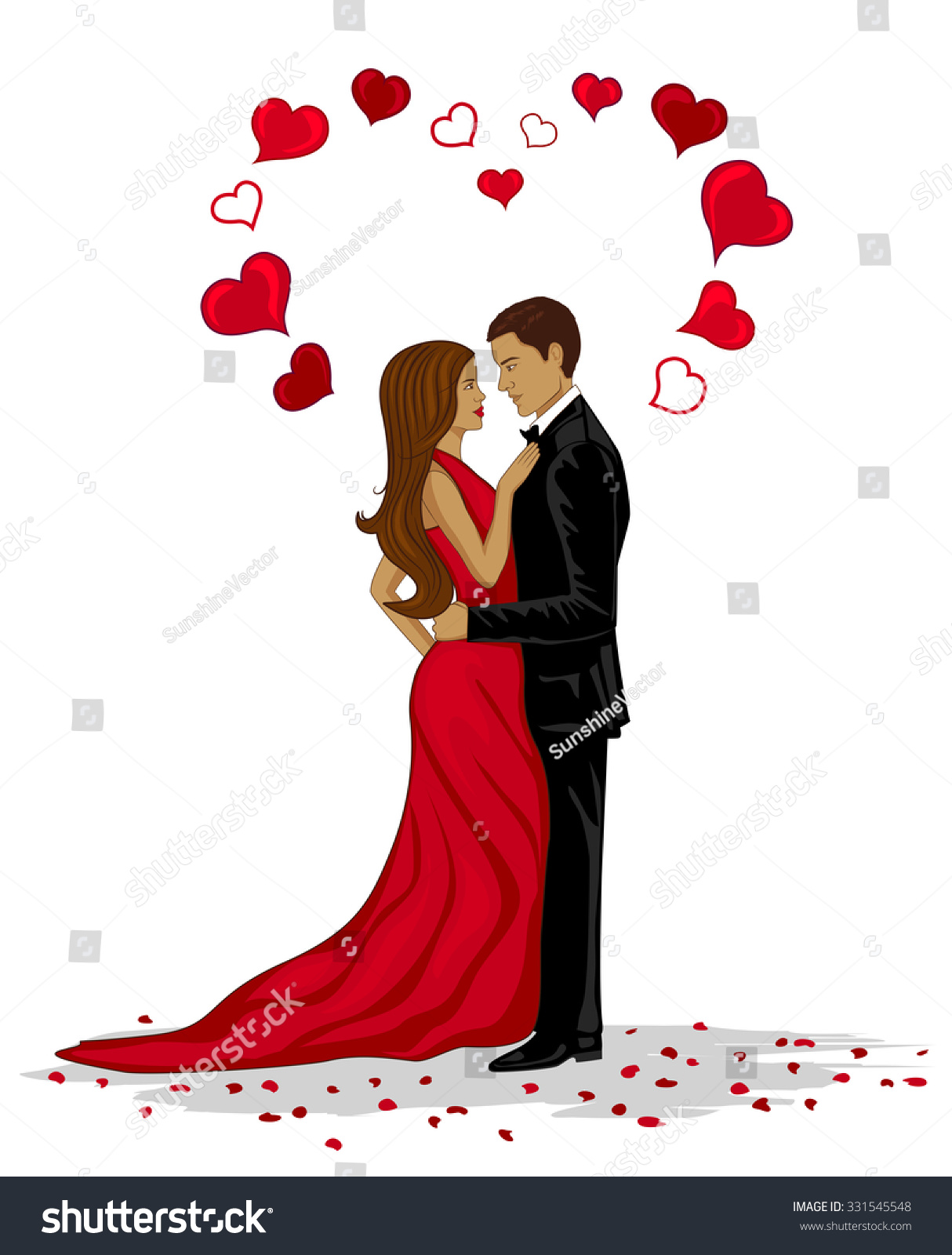 valentines day heart couple - photo #29