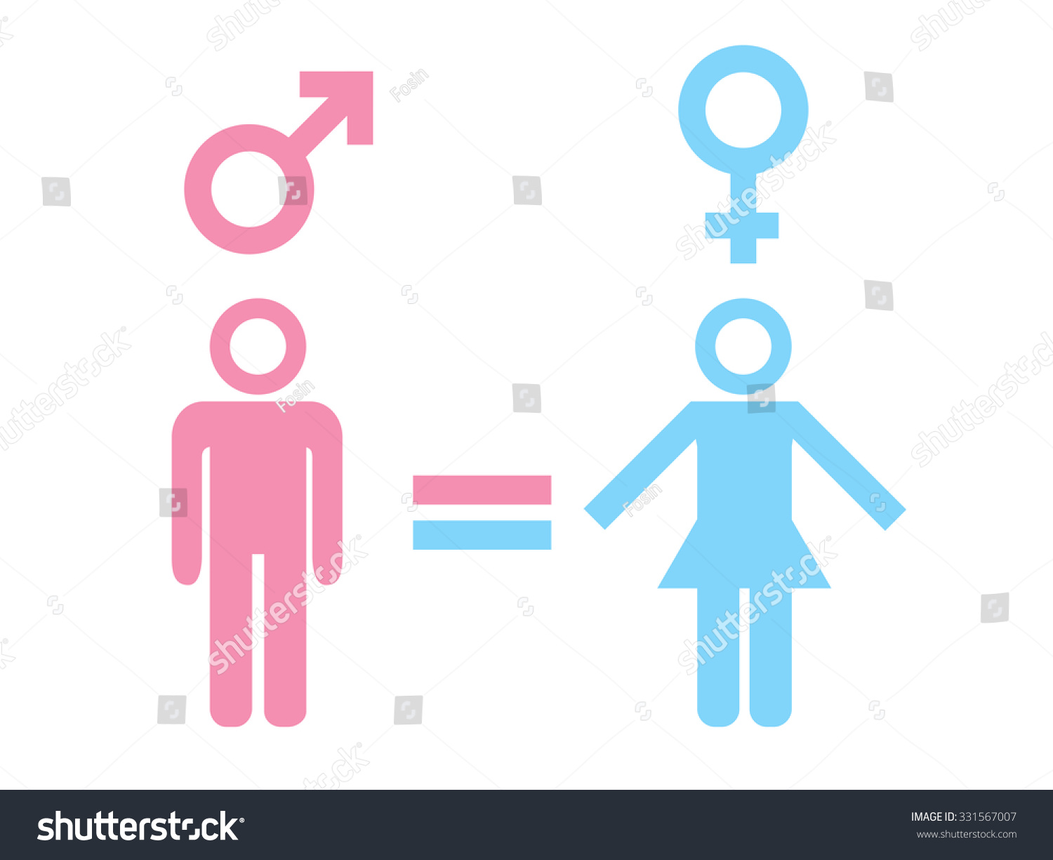 the notion of gender equality Gender equality: concept construction gender equality is the measurable equal  representation of women and men gender equality does not imply that women.