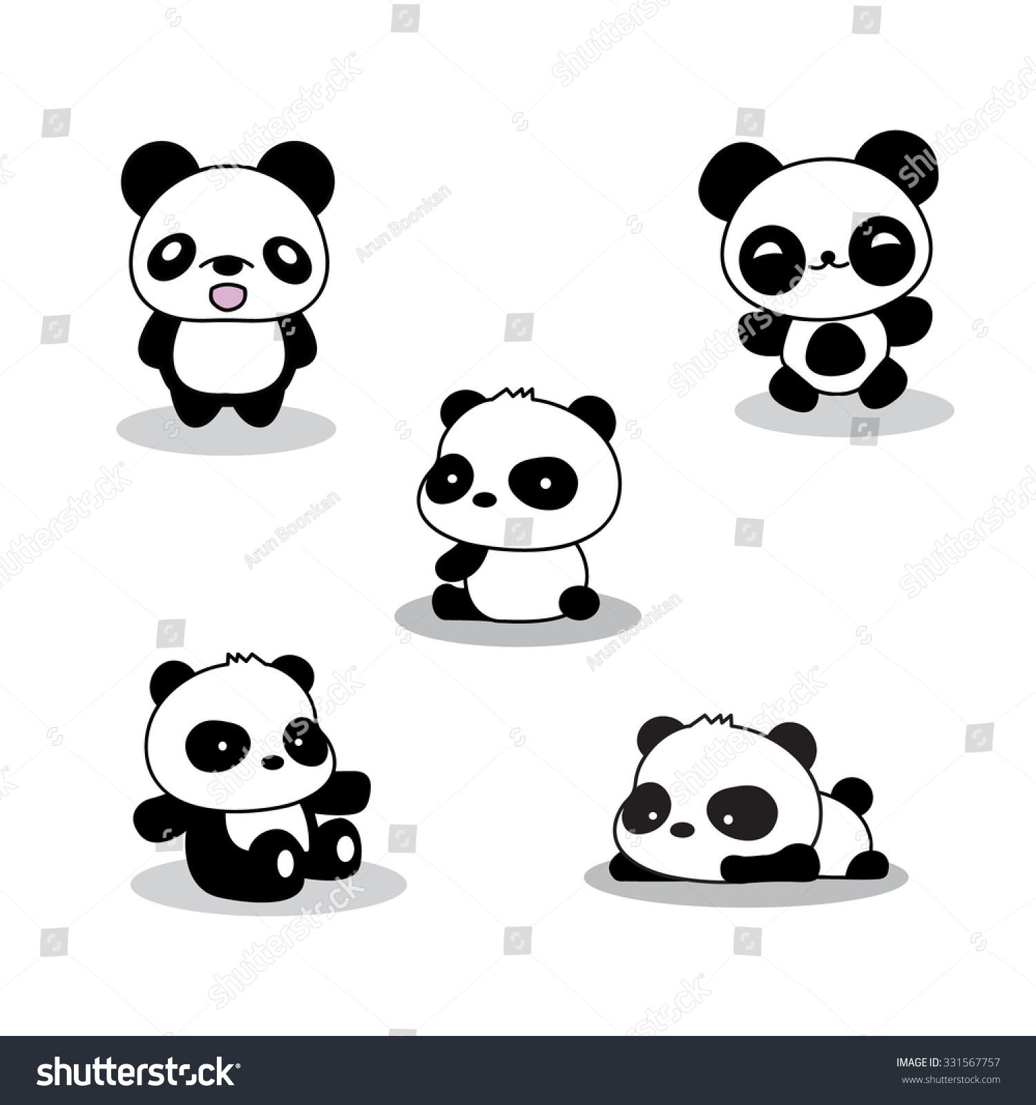Panda Cartoon p...