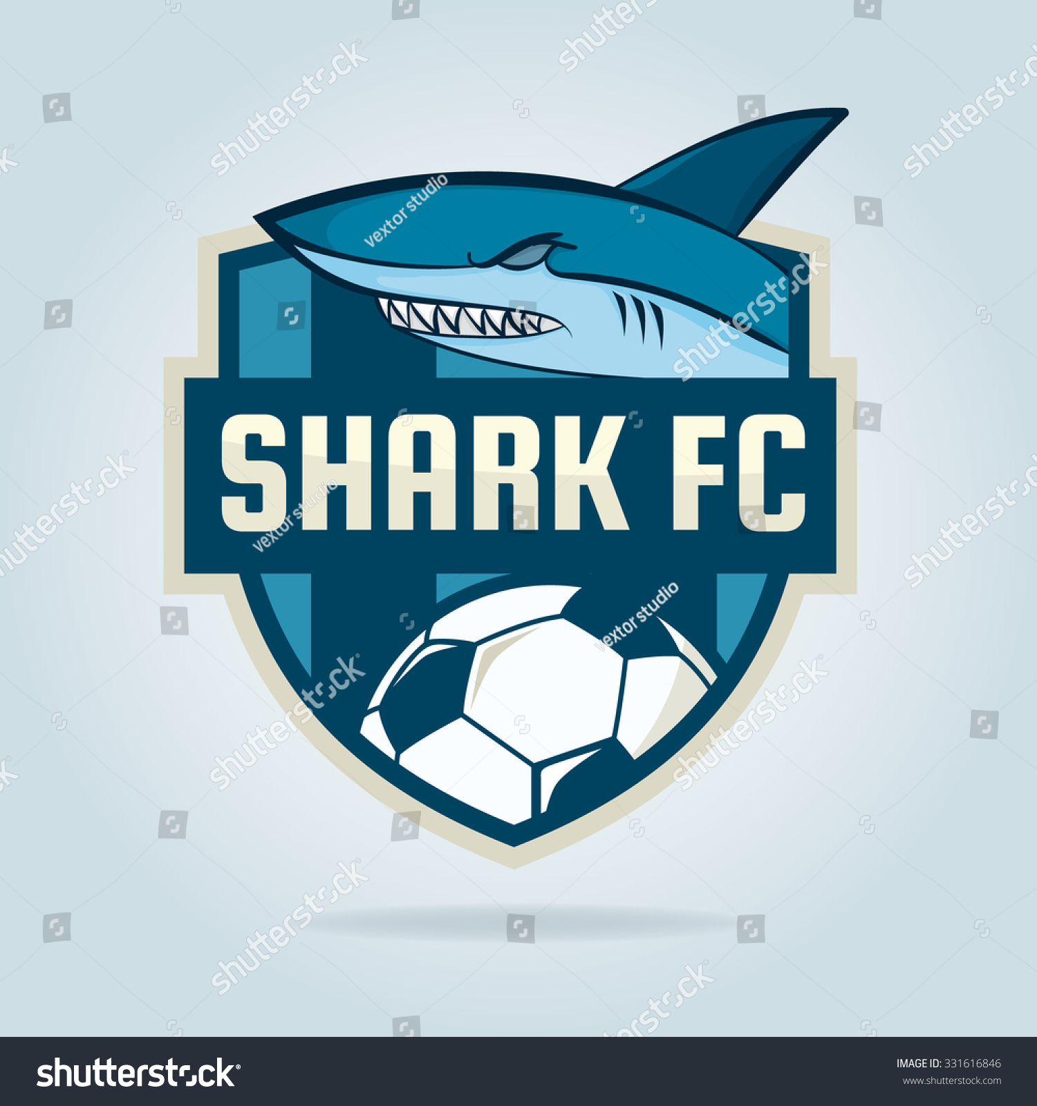 Sharks football logo - photo#22