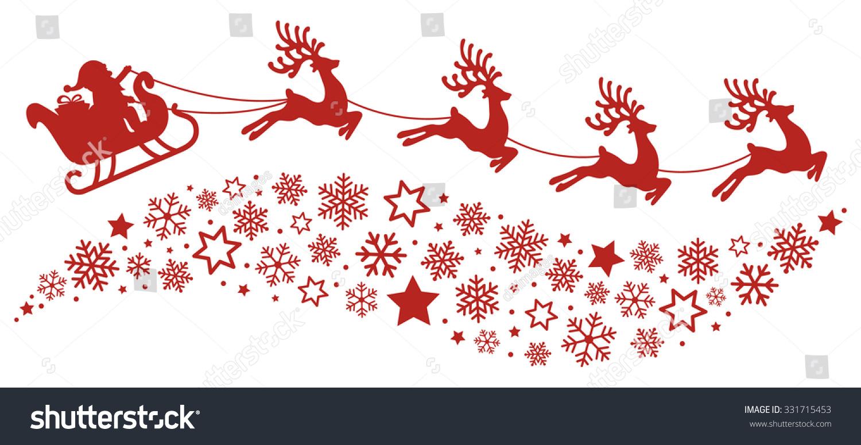 how to make santa claus sleigh