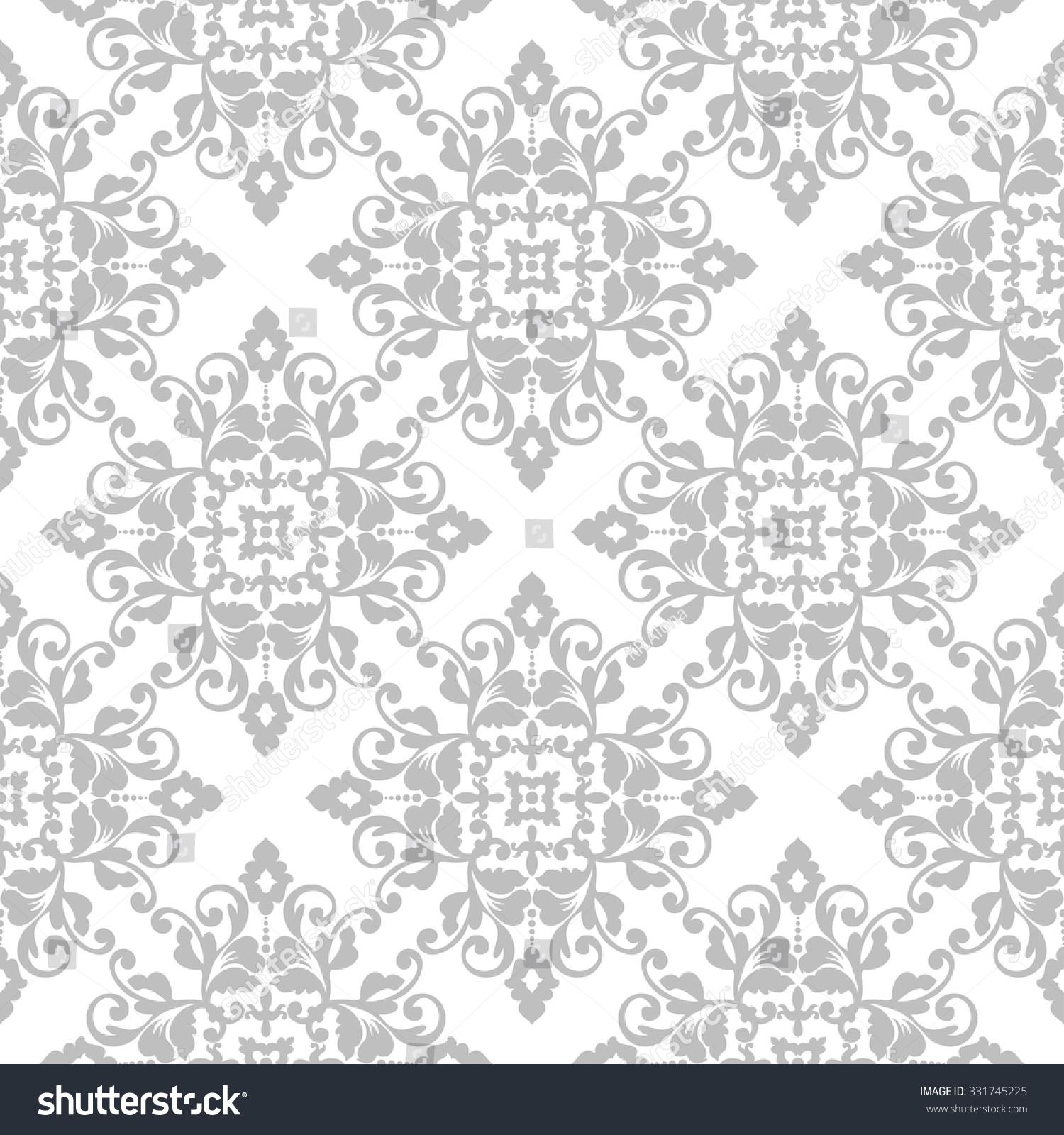 damask wallpaper glamorous and elegant - photo #12