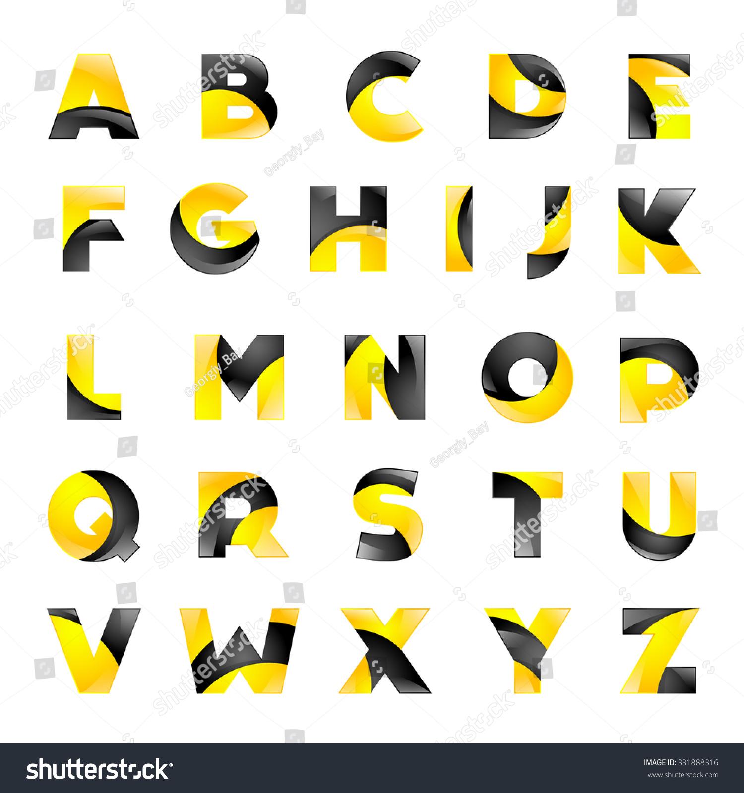 Creative Alphabet Letter Designs Beautiful Alphabet Letter Designs