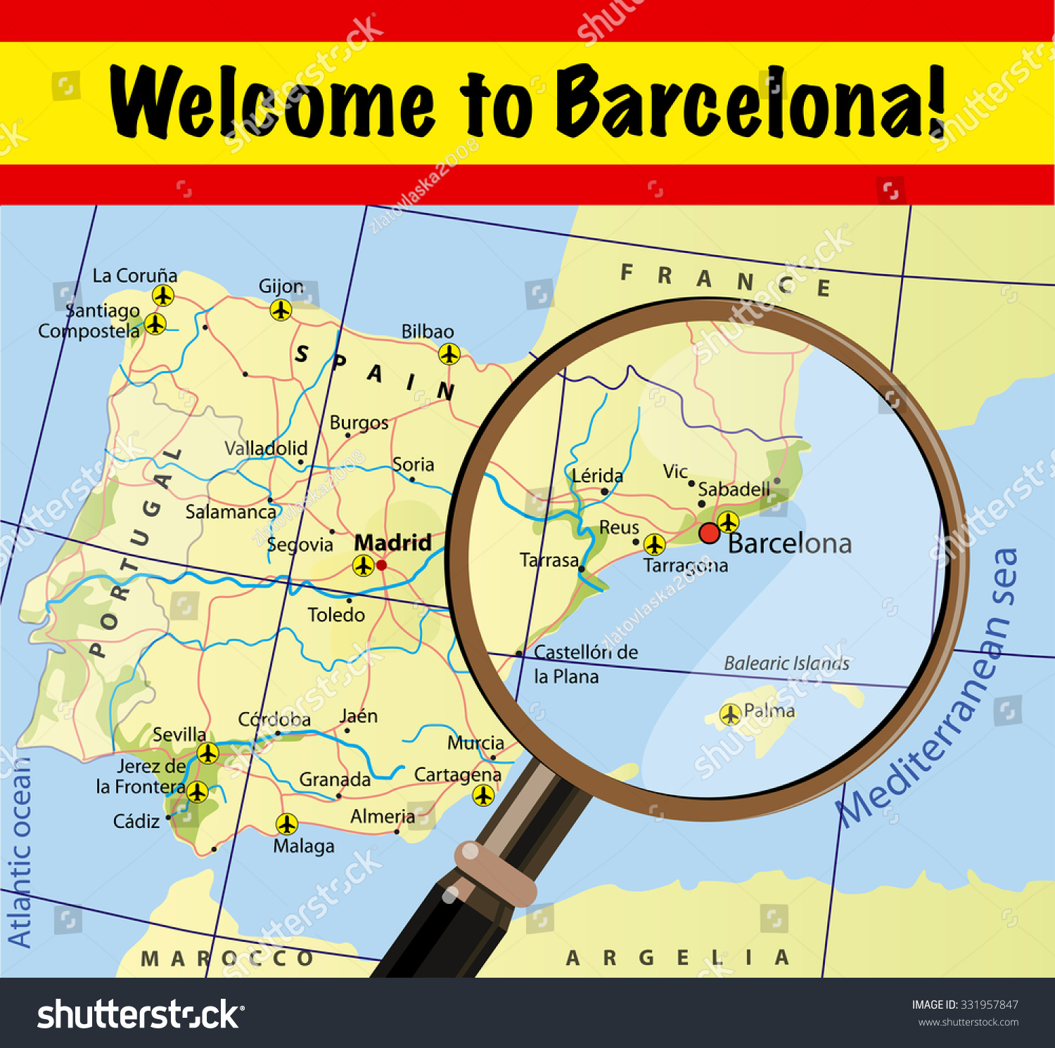 barcelona maps spain maps of barcelona city geoatlas city maps