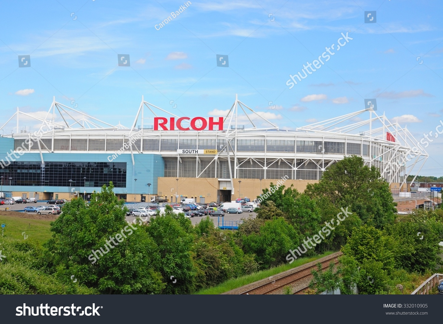 Exhibition Stand Builders West Midlands : Coventry united kingdom june stock photo