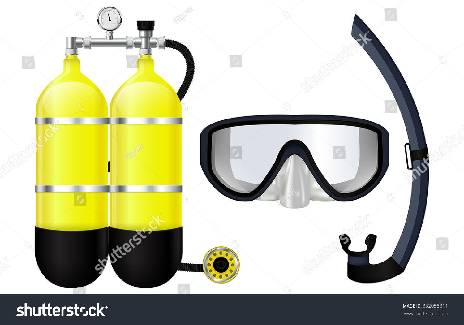 Aqualung diving devices dive mask and tube for diving for Dive tube