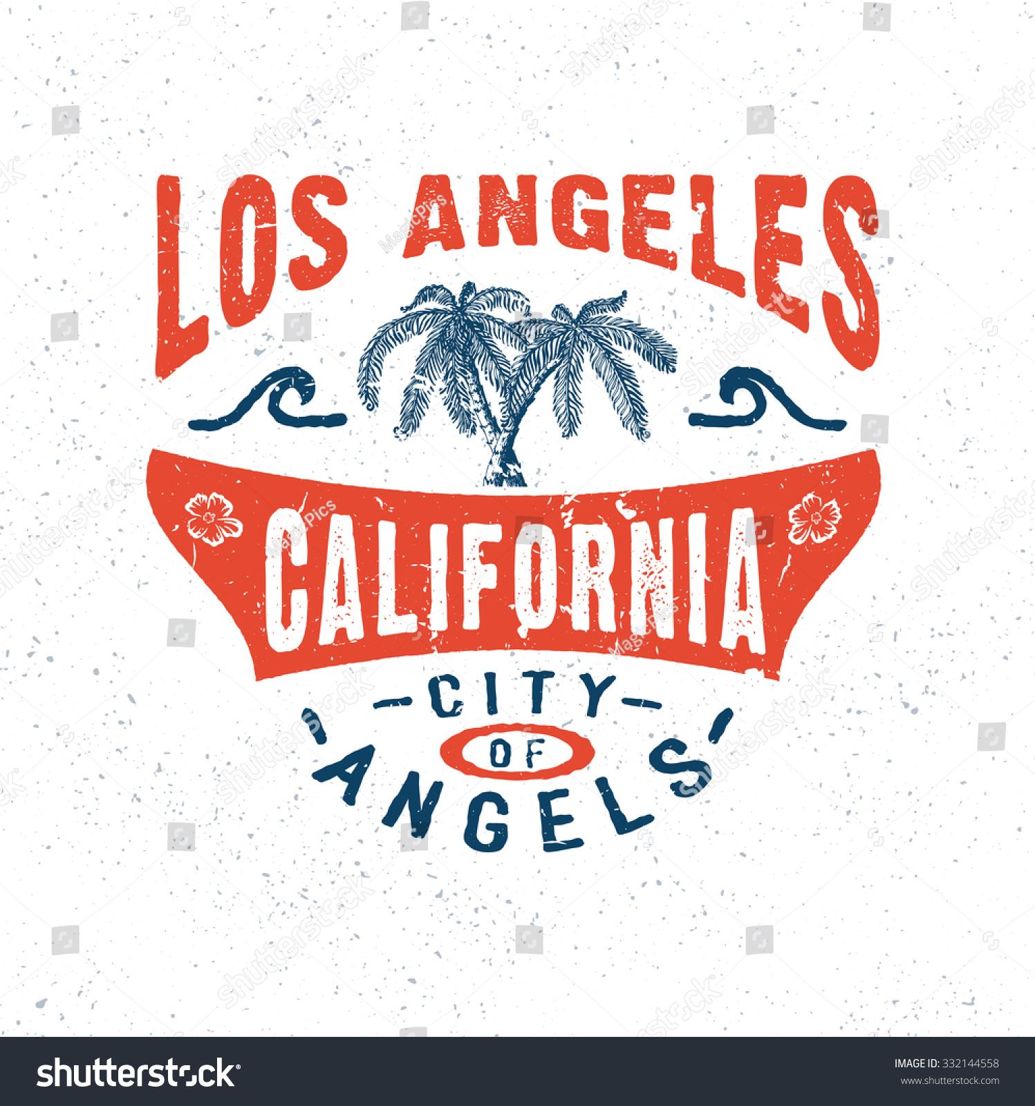 67 city angels los angeles california stock vector Logo designers los angeles